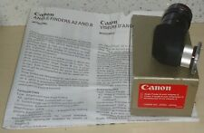 Canon B Right Angle View Finder boxed