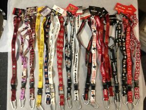 Choose From Guinness, Corona, Captain Morgan, Ed Hardy & Other Lanyards, New