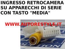 INTERFACCIA INGRESSO RETROCAMERA MONITOR DI SERIE TOYOTA GT86 PRIUS PRIUS PLUS