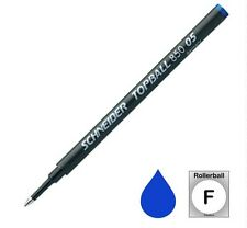 Schneider Topball 850 0.5mm Rollerball Refill Blue Ink Compatible With 777