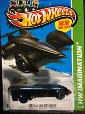 HOT WHEELS HW IMAGINATION BATMAN LIVE BATMOBILE 1/64 65/250
