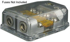 Stinger SHD823 Car Stereo Hpm Seriesfour Position Midi Fused Distribution Block
