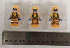 TRICKSTER x3 LEGO Figurines Justice League 2015 official merchandise oz seller