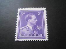 Belgique timbre ancien vendu à 20%.COB 693**