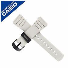 Genuine Casio Watch Strap Band for DBC-32C-8 DBC32C DBC32 DBC 32 32C WHITE