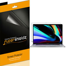 3X Supershieldz Clear Screen Protector for Apple MacBook Pro 16 inch
