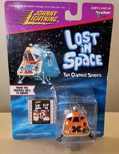JOHNNY LIGHTNING LOST IN SPACE SPACE POD 1998 PLAYING MANTIS NEW PRISTINE