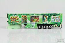 """Herpa Kühlauflieger grün """"Wirtz Art Truck"""" Nr. 304276 /H10897-1"""