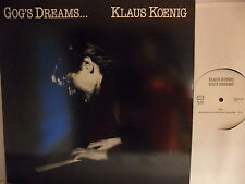 Klaus Koenig - Gog's Dreams - LP 1988 CH - TCB Records 8740