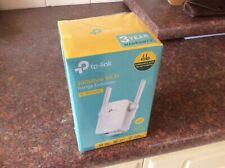 TP-LINK 300mbps Wi-fi Range Extender New Sealed 3 Year Manufacturers Warranty