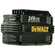 DeWALT DE0243 24V 2.0Ah Air-Cooled Battery 24 Volt DE0240 UPGRADE NEW & GENUINE