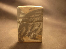 2009 Zippo Cigarette Lighter Hunting Military Camouflage Camo Bradford PA USA