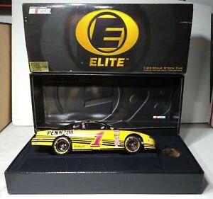 ELITE  1:24 Steve Park #1 Pennzoil 1998 Chevrolet Monte Carlo Action 1 of 1500