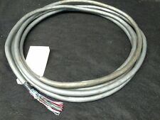 Belden 9768 12 Twisted Pair 22AWG Indvidual Shielded PVC Cable 45'