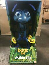 "A Bugs Life Action Flik Deluxe Movin' & Takin' Ant Figure -12"" NIB Disney Pixar"