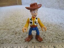 Imaginext Disney Toy Story Woody figure Cowboy Andy play friend hat toy part