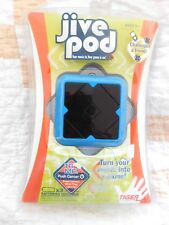 Hasbro Tiger Elec JIVE POD-Turn Your Music Into a Game! Use with MP3 Player Blue