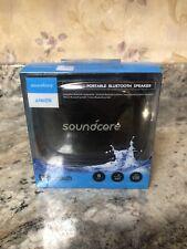 New Anker Soundcore Icon Mini Portable Waterproof Bluetooth Speaker Black