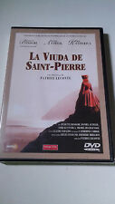 "DVD ""LA VIUDA DE SAINT-PIERRE"" PRECINTADO SEALED PATRICE LECONTE JULIETTE BINOCH"