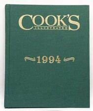 Cook's Illustrated 1994 Annual - Good - Magazine, Editors of Cook's Illustrated
