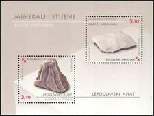 Croatia 2010 Minerals/Rocks/Crystals/Geology/Mining/Agate 2v m/s (n44668)