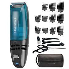 Remington HC6550 Cordless Vacuum Haircut Kit, Vacuum Beard Trimmer Hair Clippers