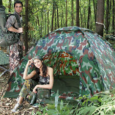 PREMIUM KRAFT PICNIC CAMPING HIKING TENT FOR 4 PERSON- CF