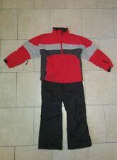 EUC TURBINE insulated SNOW BOARD jacket boys L COLUMBIA ski pants 14/16 snowsuit