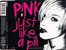 PINK : JUST LIKE A PILL / 3 TRACK-CD + VIDEO - TOP-ZUSTAND