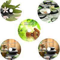 Deep Relaxation 5 CDs Healing Stress Relief Deep Sleep Calming Breathing