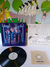 """Devo New Traditionalists With Poster & 7"""" Vinyl LP Record New Wave Limited 1981"""