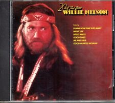 Willie Nelson ‎– 20 Of The Best CD 1990
