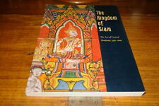 THE KINGDOM OF SIAM-THE ART OF CENTRAL THAILAND 1350-1800 BY FORREST MCGILL