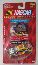 2003 PREVIEW Racing Champions 1:64 WARD BURTON #22 CAT Dodge WAR PAINT
