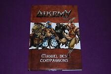 ALKEMY RPG JDR Jeu de Role - Manuel des Compagnons