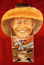 "New ListingDisneylands Golden Horseshoe Revue Wally Boag'S ""Boag-Alloon Animals� Box Signed"