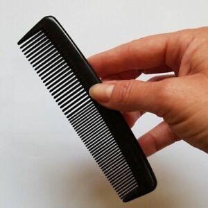 Pocket Hair Comb Mens Gents Beard Moustache Travel Salon Mini Grooming Classic