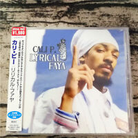 Cali P. – Lyrical Faya VIA-0072 JAPAN CD OBI