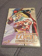 LOUIE EL GUERRERO DE LAS RUNAS VOL 3 - DVD + EXTRAS - EPS 11 A 15 SELECTA VISION
