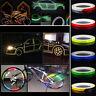 Motorbike Car Reflective Rim Tape Wheel Sticker Trim Motorcycle Luminous Decal