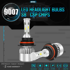 CREE 9007 1050W LED Headlight Conversion Kit Bulbs 157500LM 6500K For Ford Dodge