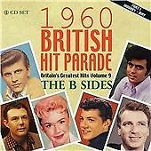 The 1960 British Hit Parade The B Sides Pt. 1, Various Artists, Audio CD, New, F