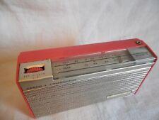 RADIO TRANSISTOR SONY TR 720 de 1963 à restaurer
