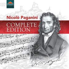 Nicolo Paganini : Nicolo Paganini: Complete Edition CD (2018) ***NEW***