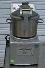 Robot Coupe R10 Food Processor With 10qt Bowl