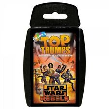 Top TRUMPS Star Wars Rebels 2016 Card Game