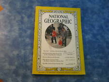 National Geographic June 1961 London City Old Whaling Thailand Rose Aphids Fbi
