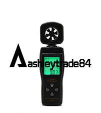 Smart Sensor AS816 Digital Air Wind Speed Gauge Anemometer Meter Tester