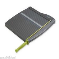 Used Swingline Classic Cut Lite 9312 Paper Cutter, plastic base, handle lock,