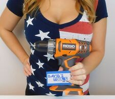 New Ridgid R860052 18-Volt Lithium-Ion 1/2 in. Cordless Compact Drill/Driver